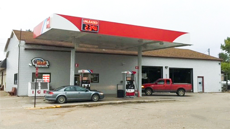 Oklee Cenex Gas Station and Store