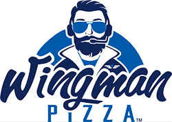 Wingman Pizza Logo